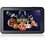 "TABTRONICS NEW M009S F1 NOW DUAL CORE 8GB 7"" Capacitive Android tablet PC - Android 4.2.2 JELLY BEAN now with DOUBLE system ram (1GB) for ULTIMATE PERFORMANCE Dual Cameras HDMIby TABTRONICS"