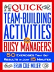 Quick Team-Building Activities for Bu...