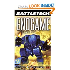 Endgame (Battletech, No. 56) by Loren Coleman