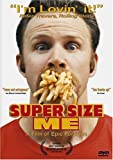Super Size Me [DVD] [2004] [Region 1] [US Import] [NTSC]