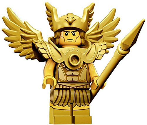 LEGO-Series-15-Collectible-Minifigure-71011-Flying-Warrior