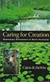 img - for Caring for Creation: Responsible Stewardship of God's Handiwork by Calvin B. Dewitt (1998-04-01) book / textbook / text book