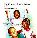 Big Friend, Little Friend (Black Butterfly Board Books)