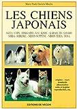 echange, troc Daniels-Moulin - Les chiens japonais