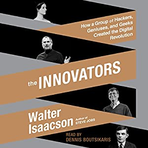 The Innovators Audiobook