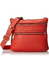 Fossil Explorer Cross-Body Handbag