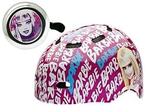 Bell Child Barbie Roller Girl Multi-Sport Helmet + Mirror included