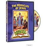 The Greatest Adventure Stories From the Bible: The Miracles of Jesus ~ Lorne Greene