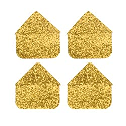 Martha Stewart Crafts Photo Corners Gold Glitter By The Package