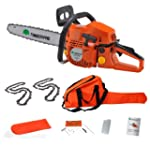 58cc Petrol Chainsaw, power 3.4 HP, s...