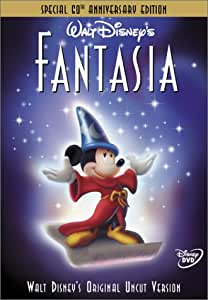 Fantasia (Special 60th Anniversary Edition, Uncut, Full Screen)