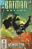 img - for Batman Beyond #8 book / textbook / text book