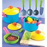 Small World Toys Young Chef Cookware Set ~ Small World Toys
