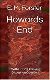 Image of Howards End: With Critical Thinking Discussion Questions