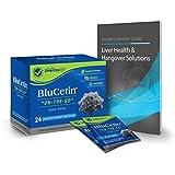 BluCetin Spirited Lifestyle Pack - Liver Health & Immune Support Formula - 24 pack - w/ New 'Quick-Melt' Technology Fresh Mint Flavor - 'On-the-Go' Detox Support