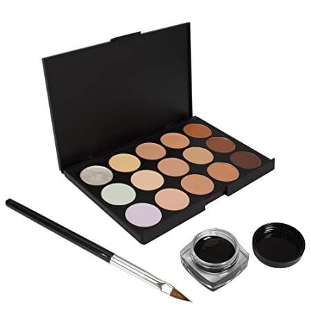 Professional 15 Color Concealer Makeup Platte