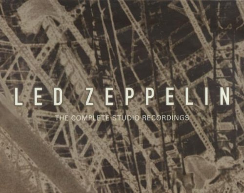 The Complete Studio Recordings Box Set, Original Recording Remastered Edition By Led Zeppelin (1993) Audio Cd