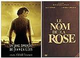 echange, troc Un long dimanche de fiançailles / Le Nom de la Rose - Bipack 2 DVD