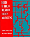 img - for Design of Analog Integrated Circuits and Systems book / textbook / text book