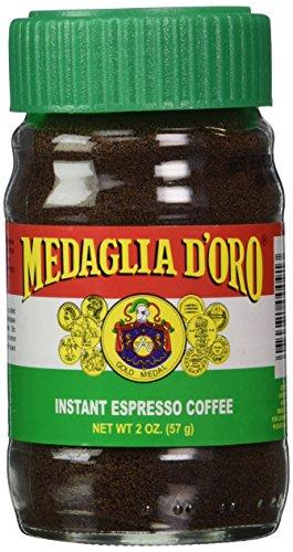 Medaglia D'Oro Instant Espresso Coffee, 2 Oz (Coffee Powder Instant compare prices)