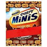 Weetabix Crispy Minis Chocolate Chip 350g (Pack of 6)