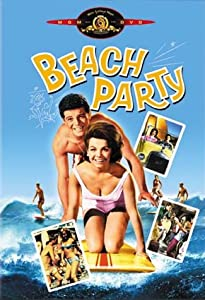 "Cover of ""Beach Party"""