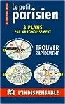 Atlas routiers : Le petit parisien