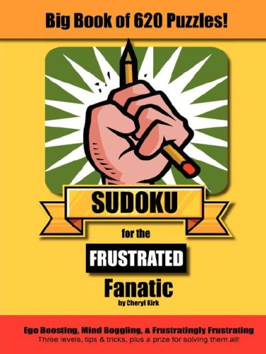 Buy Big Book of 620 Sudoku Puzzles for the Frustrated Fanatic097220265X Filter