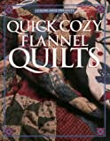 Quick Cozy Flannel Quilts (0848719484) by Leisure Arts, Inc