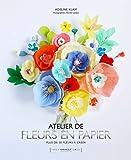 Fleurs en papier - Pour fleurir avec délicatesse votre intérieur