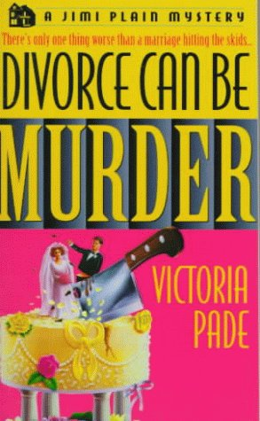 Image for Divorce Can be Murder (Jimi Plain Mysteries)