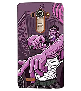 PRINTSWAG SINGING BOY Designer Back Cover Case for LG G4