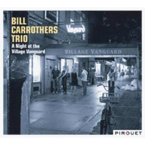 A-Night-at-the-Village-Vanguard-Bill-Trio-Carrothers-Audio-CD