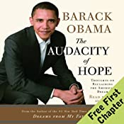 The Audacity of Hope (Free Introduction) | [Barack Obama]