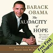 The Audacity of Hope (Free Introduction) | [Barack Obama]