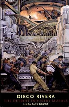 Diego rivera the detroit industry murals for Diego rivera mural detroit