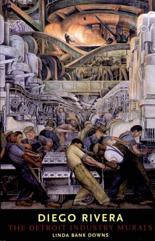 Diego rivera usa for Diego rivera detroit mural