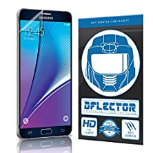 buy Dflectorshield Screen Protector For The Samsung Galaxy Note 5 With Free Lifetime Replacement Program