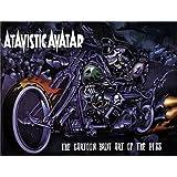 Atavistic Avatar: The Cartoon Brut Art of The Pizzby Janice S. Gore