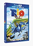 echange, troc Rio - Blu-ray 3D active + Blu-ray 2D + DVD - Inclus le jeu Angry Bird [Blu-ray]