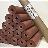 "Pink/Peach Butcher Paper Roll 24"" X 150' in Durable Carry Tube"