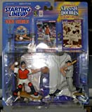 1998 MLB Starting Lineup Classic Doubles - Thurman Munson & Yogi Berra - New York Yankees