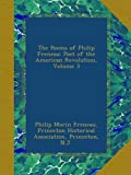 The Poems of Philip Freneau: Poet of the American Revolution, Volume 3