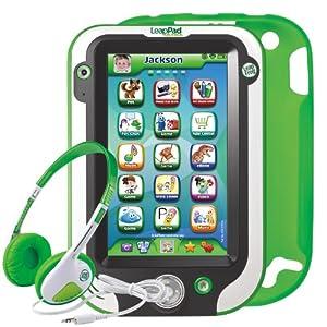 LeapFrog LeapPad Ultra Starter Kit, Green