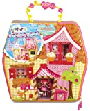 Mini Lalaloopsy Carry Along Playhouse with Exclusive Doll