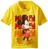 Mickey Mouse Little Boys' Classic Toddler T-Shirt