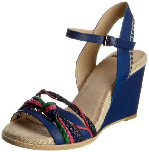 Bronx Women's BX149-846-D Electric/Electric Combi Wedges Heels 83846-D4 4 UK
