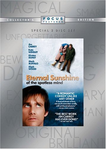 Eternal Sunshine of the Spotless Mind [Alemania] [DVD]