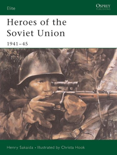 Heroes of the Soviet Union 1941-45 (Elite)