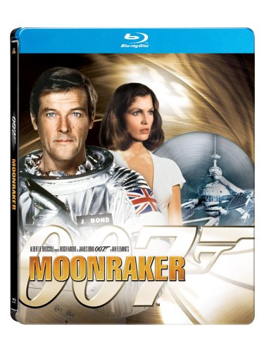 51T8NC qM1L Moonraker (1979)   Blu ray Review